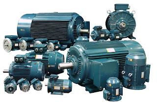 Типы электродвигателей