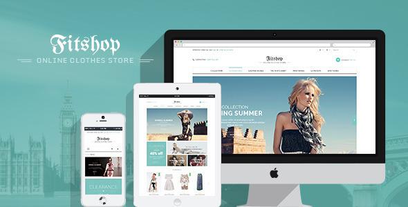 Download Fitshop v1.9 WooCommerce WordPress Theme