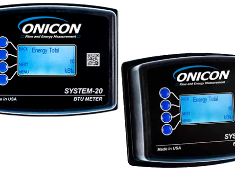 System-20 BTU Meter ONICON