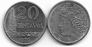 20 centavos, 1976