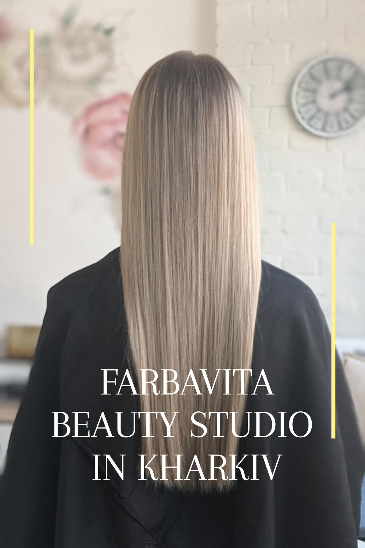 Коррекция окрашивания волос