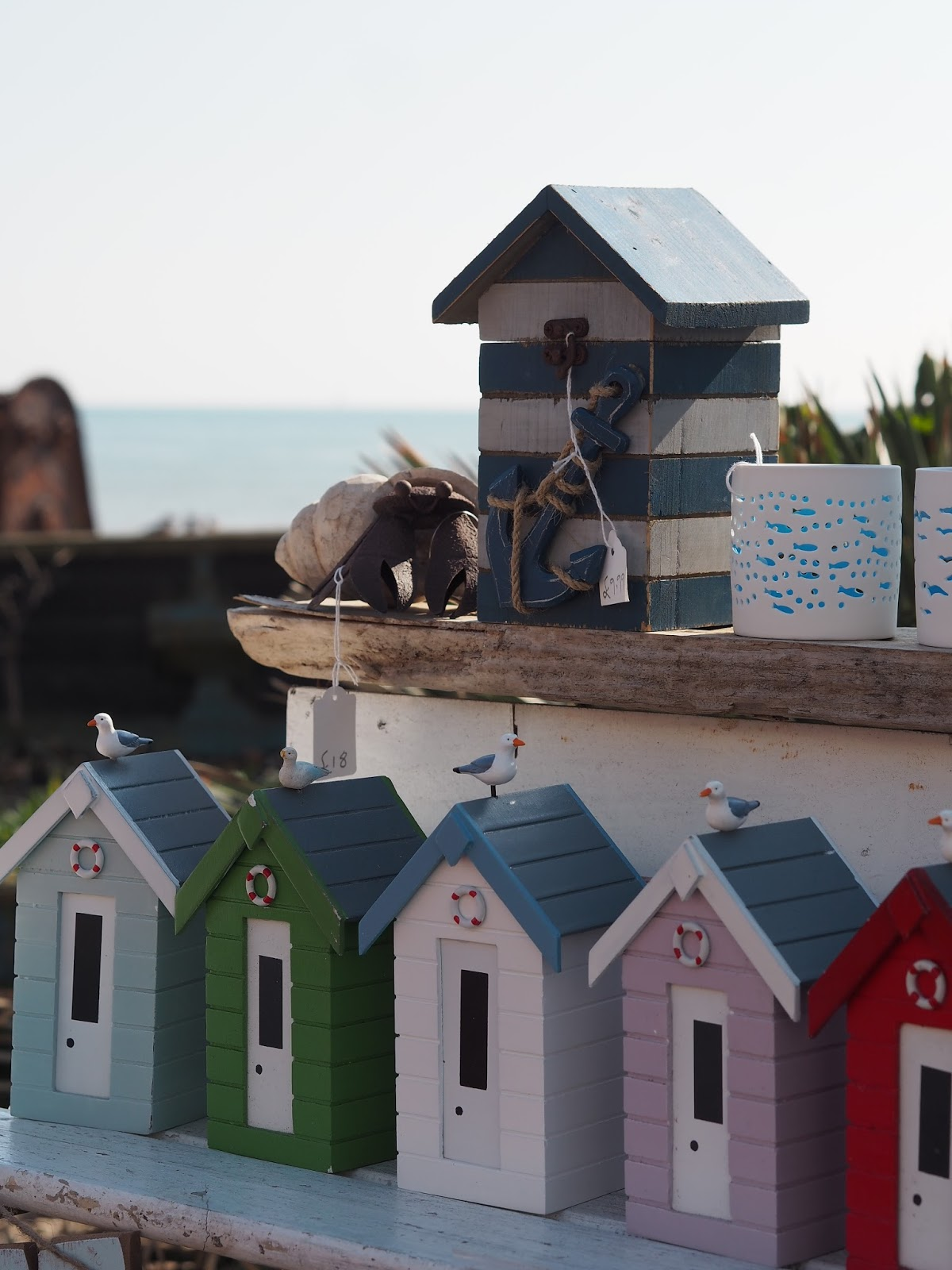 Beach Hut Decorations