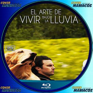 GALLETA EL ARTE DE VIVIR BAJO LA LLUVIA 2019[COVER BLU-RAY]