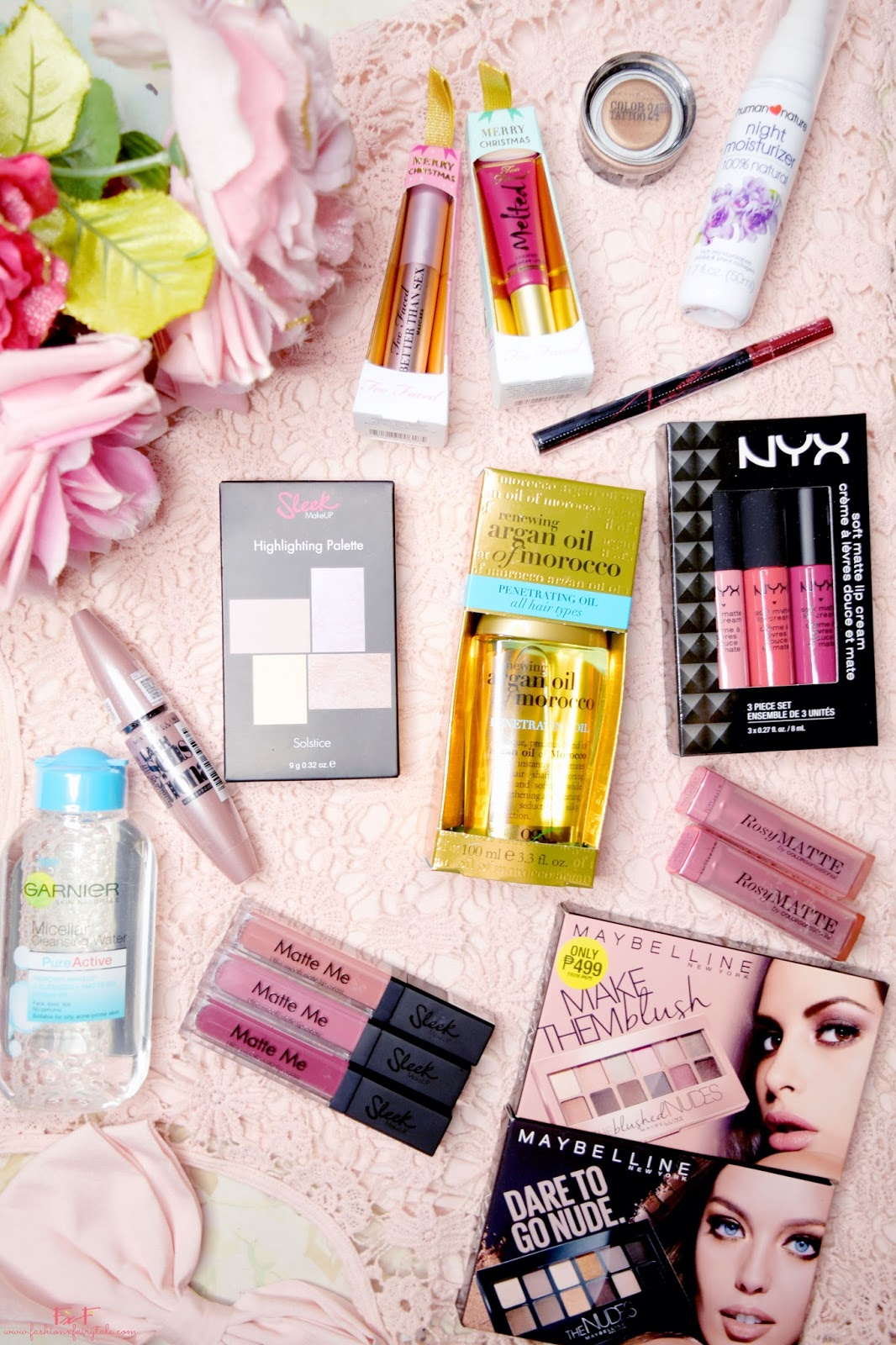 Spring Makeup & Beauty Haul