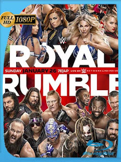 WWE Royal Rumble (2020) HD [1080p] Latino [GoogleDrive] SilvestreHD