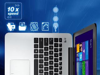 Kecepatan Transfer Dengan USB 3.0 - Blog Mas Hendra