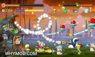 Game Swamp Attack Mod apk Download