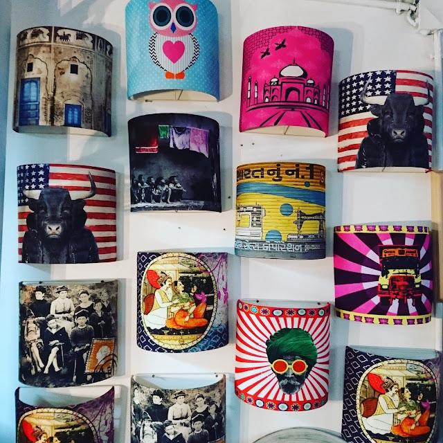 הגלריה המקסיקנית המקום לעיצוב הבית - מנורות