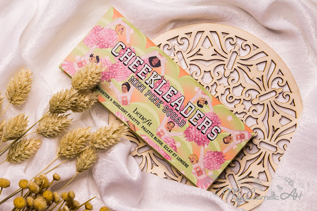 Cheekleaders, paleta de coloretes e iluminadores de Benefit.