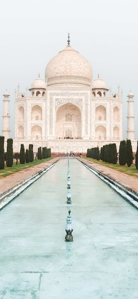 Taj mahal india wallpaper