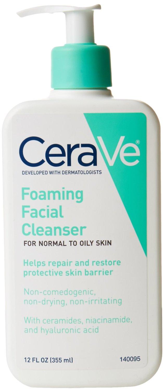 Cerave Facial Cleanser 18
