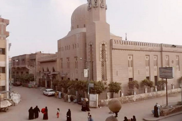 Sosok Jin yang Sembunyi di Sumur Masjid al-Zahir Baybar