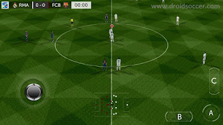 FTS15 Mod PES2018 by Aureza10 Android