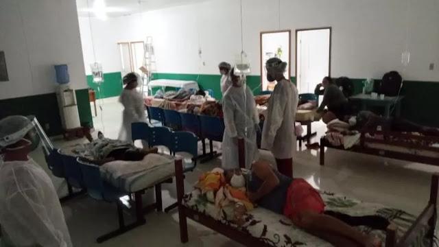 Sete pessoas da mesma família morrem com sintomas de Covid-19 por falta de oxigênio em Faro interior do Pará, diz secretário