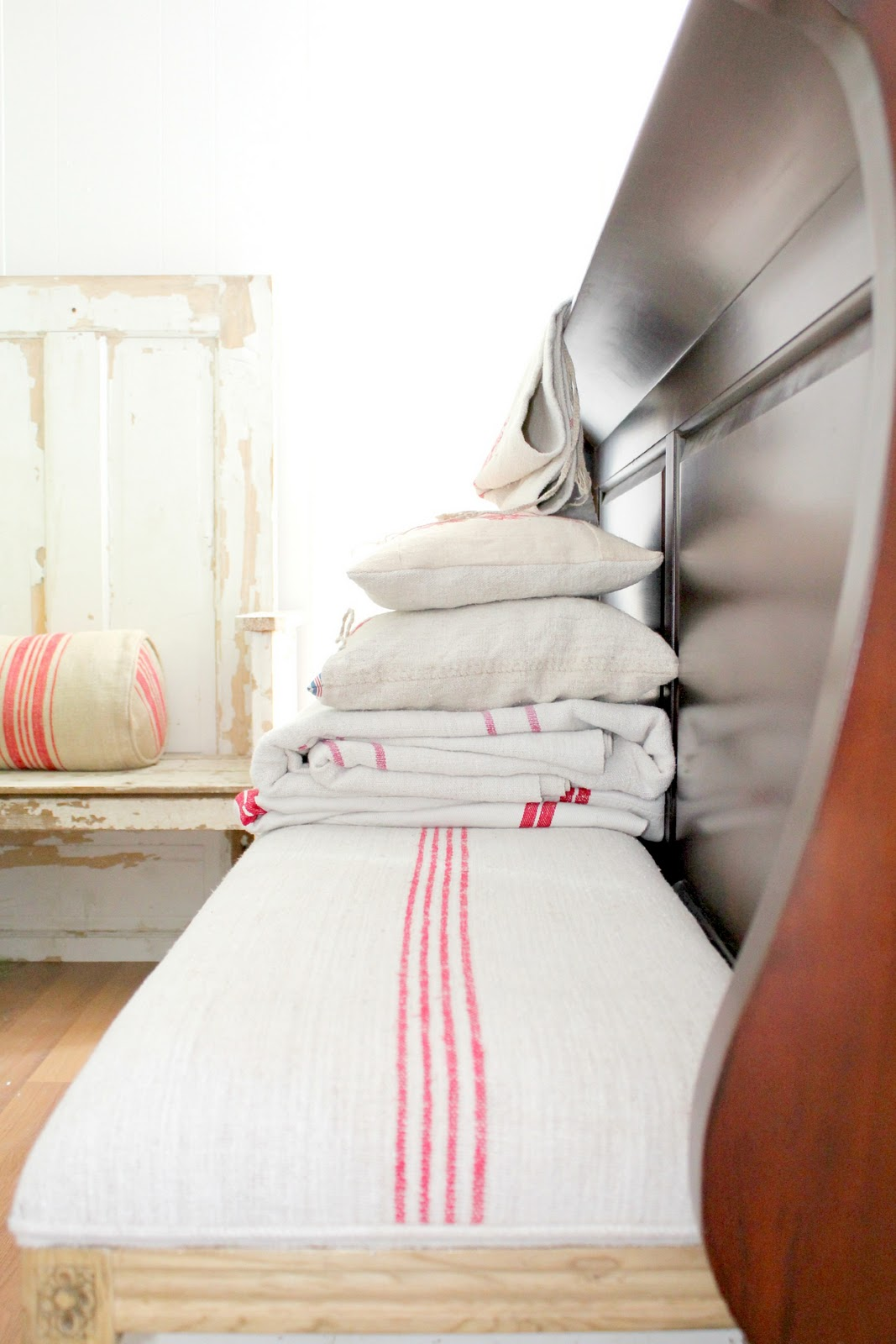 Bedroom Linens Rusty Hinge