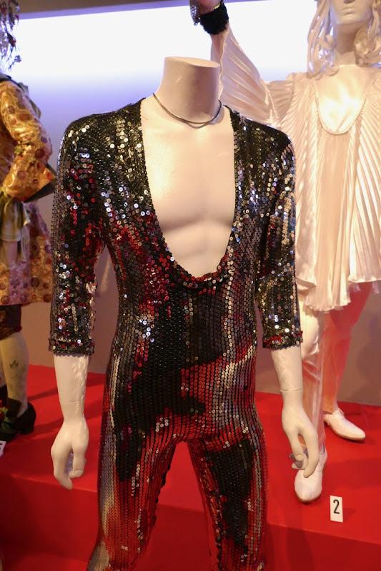 Bohemian Rhapsody Freddie Mercury sequin costume