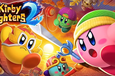 Kirby Fighters 2 Is Now Available On Nintendo Switch