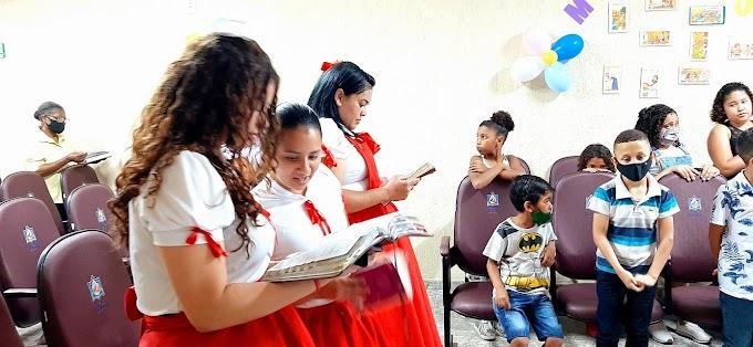 Culto Celebração da Família com participação do ADSA Kids - 20/12/20