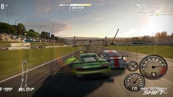تحميل لعبة Need for Speed Shift للكمبيوتر