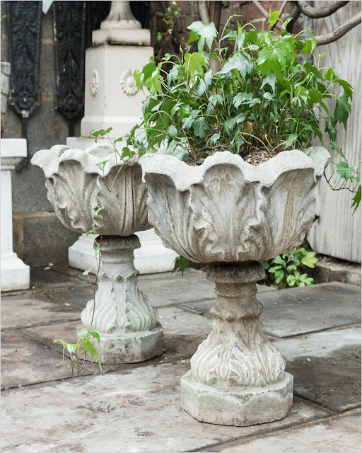 large stone garden planters for sale