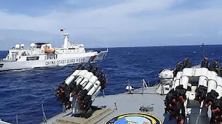 TEGANG..!! China Kirim 2 Kapal Coast Guard Tambahan ke Laut Natuna