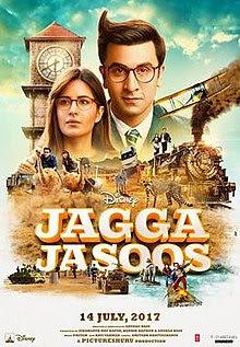Download Jagga Jasoos (2017) Hindi Full Movie 480p [500MB] | 720p [1.7GB]