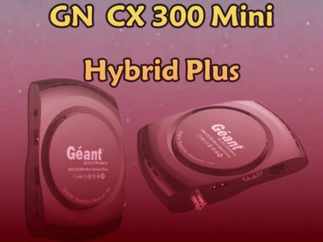 جيون- GN CX 300 Mini Hybrid Plus- GEANT - اجهزة جيون