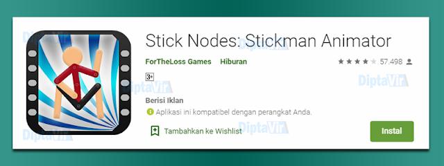 Stick Nodes: Stickman Animator