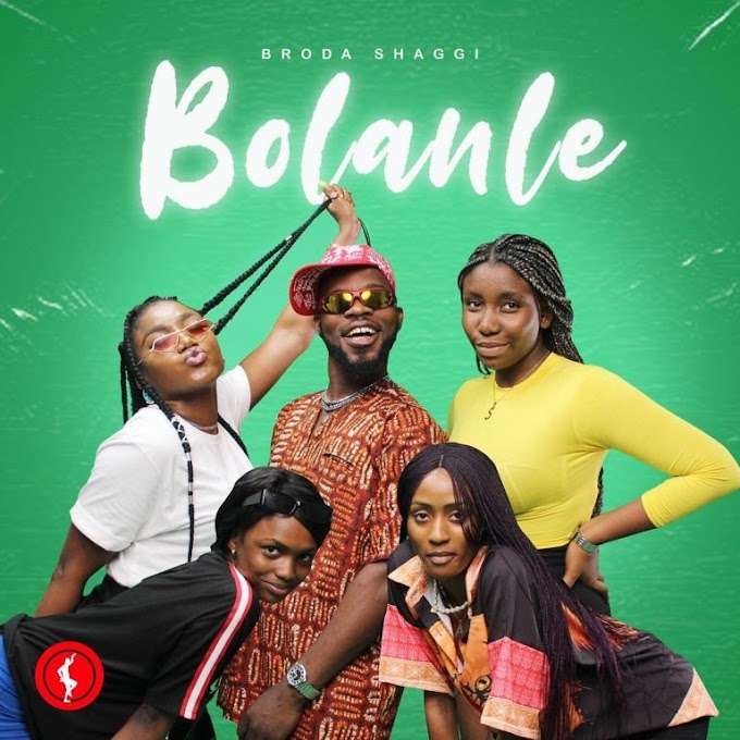 Broda Shaggi – Bolanle (Cover) | VIDEO