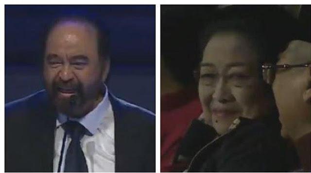 Paloh: Karena Megawati Enggak Salam ke Saya, Rusak Semua Indonesia