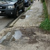 Iωάννινα:Πεζοδρόμια... για πρωτόγονους
