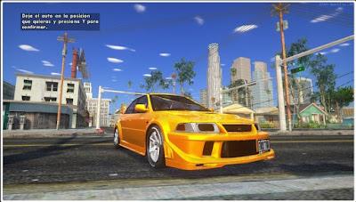 SA_Redux GTA San Andreas Graphics Mod