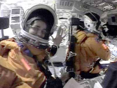 spacecraft kalpana chawla - photo #16
