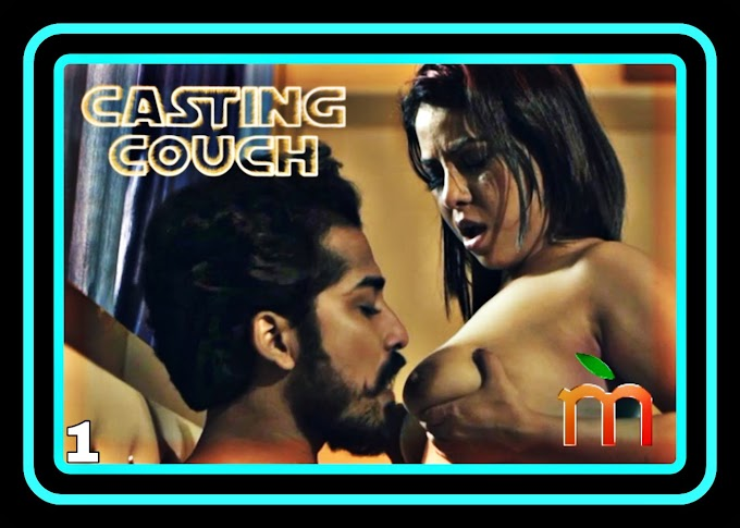 Tina Nandy nude scene - Casting Couch s01ep01 (2020)
