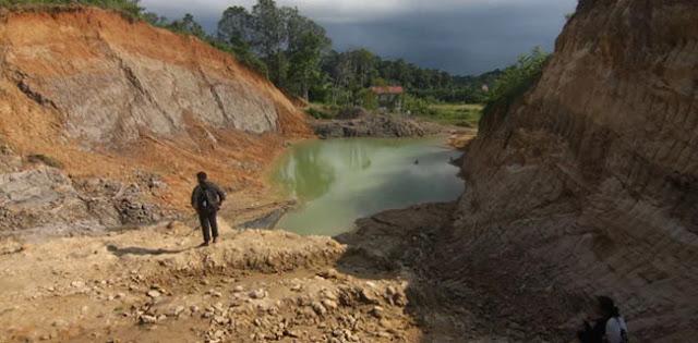 Sudah 31 Korban Lubang Eks Tambang, Presiden Jokowi Harus Bertindak!