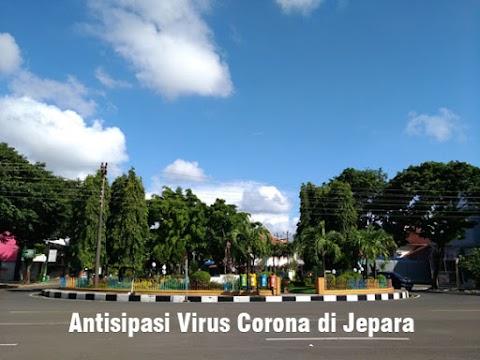 Antisipasi Virus Corona di Jepara