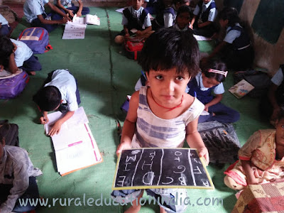 Mid-Day-Mel  Rural Education