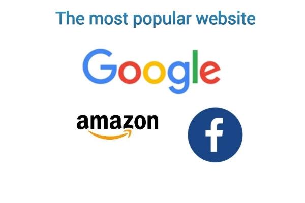 Biggest website in the world - सबसे बड़ी वेबसाइट