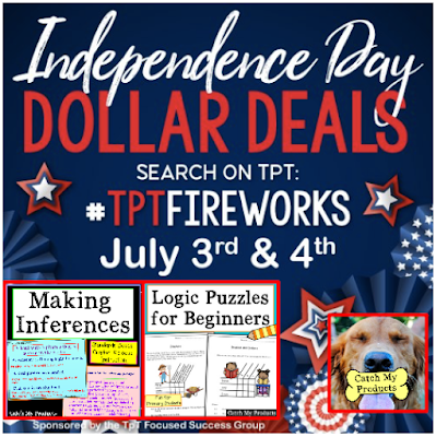 Independence day sale, 4th of July