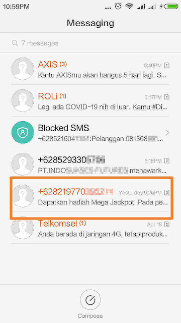 cara-blokir-sms-di-xiomi-redmi