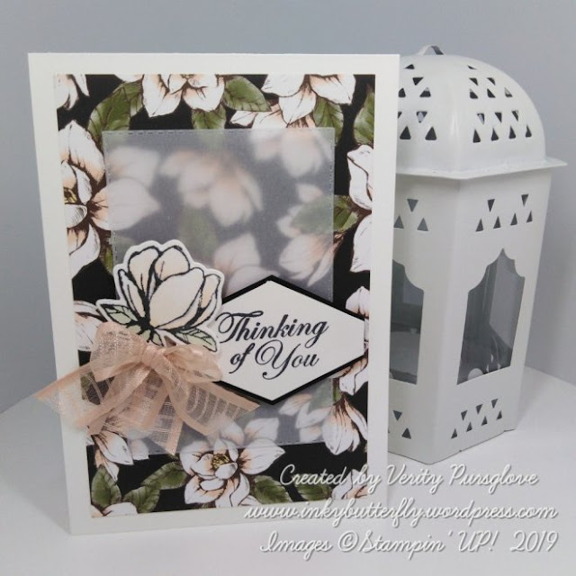 Good Morning Magnolia Stampin Up