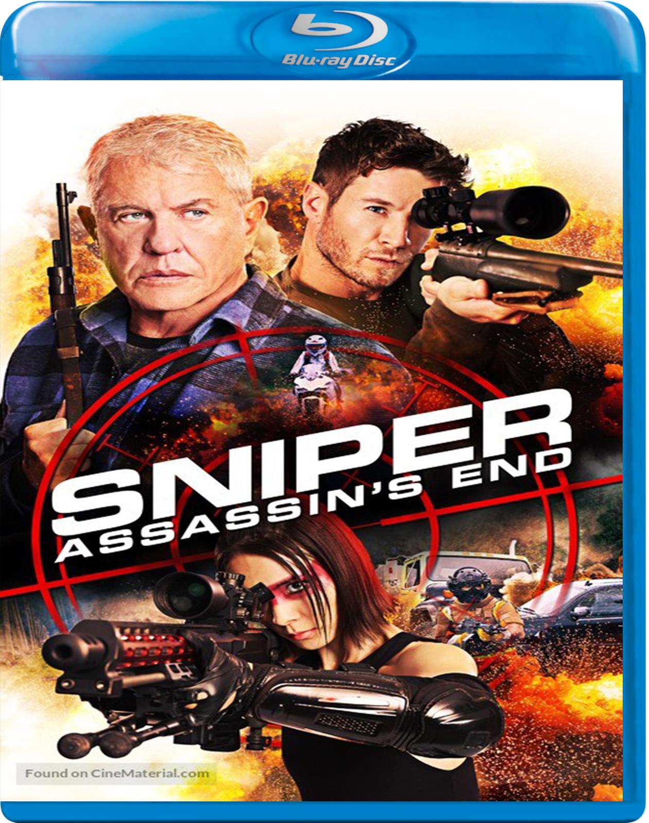 Sniper: Assassin's End [2020] [BD25] [Subtitulado]