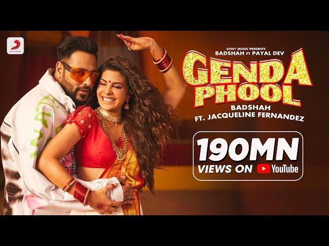 Lyrics of genda phool song || meaning in hindi and english
