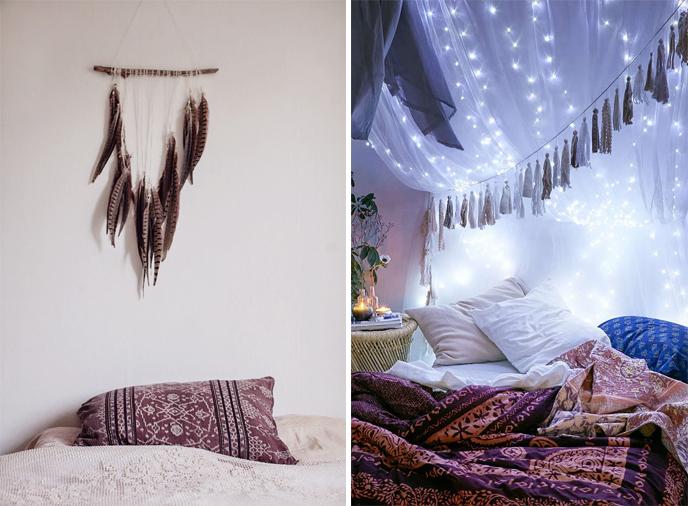 Best Idee Chambre Hippie Pictures Matkininfo Matkininfo - Decor de chambre boheme a vendre