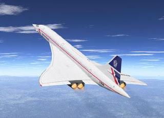 """ТАРАЛЕЖ: На тази дата: 31 май 2003 г. Самолетът """"Конкорд"""" извършва ..."""