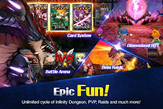 Download Game GrandChase M V2.5.1 MOD Apk ( High Damage )