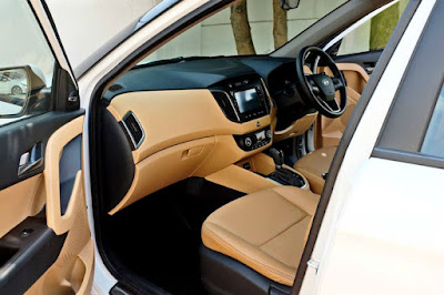 Hyundai Creta 1st Anniversary Edition inside pics Hd Images