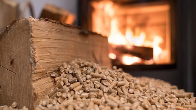 Calderas de pellets para comunidades