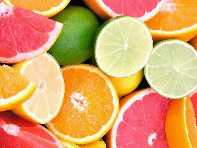 dieta de los citricos
