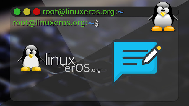 Linuxeros.org Feedback